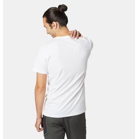 Mountain Hardwear M's Straight Up SS T-Shirt White